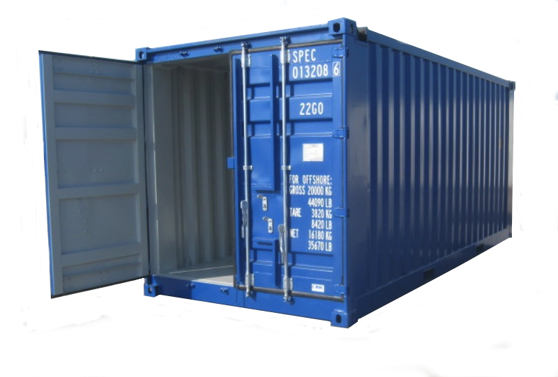 location container frigorifique 20 offshore dnv