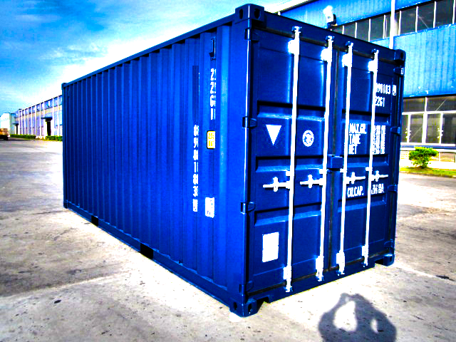 container maritime 20 pieds dry container reefer. Black Bedroom Furniture Sets. Home Design Ideas