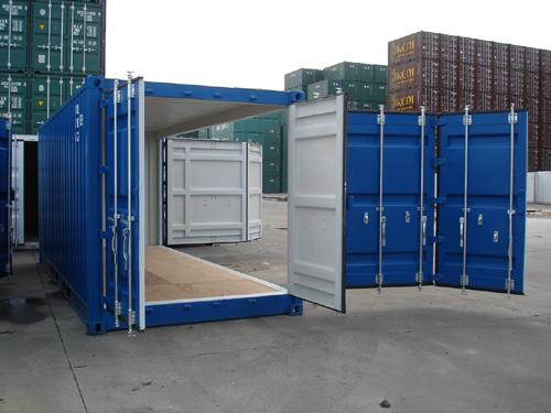 location container frigorifique openside 20 pieds