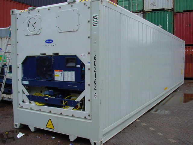 location container frigorifique chambre froide c-reefer01