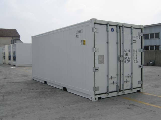 Container frigorifique reefer 20 pieds occasion for Tarif conteneur maritime