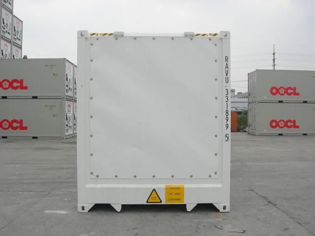 container frigorifique sans moteur