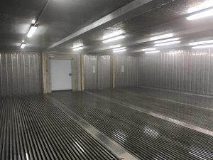 location container frigorifique conteneur 40 pieds frigorifique assemblé