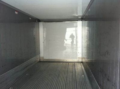 Container frigorifique 10 pieds reefer containers reefers for Tarif container occasion