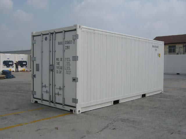container isotherme 20 pieds occasion