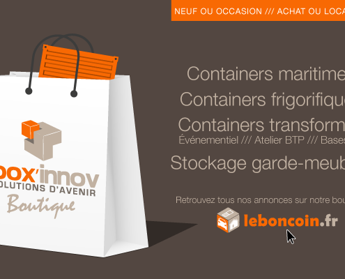 location container frigorifique bon coin du container