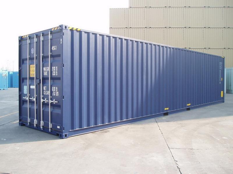 location container frigorifique conteneur 40 pieds dry hc 1er voyage