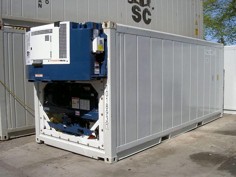 groupe électrogéne conteneur frigorifique