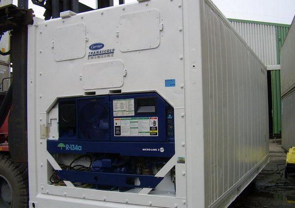 Moteur frigorifique container occasion