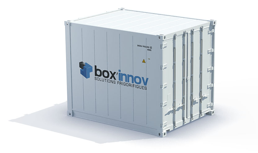 container 10 pieds isotherme