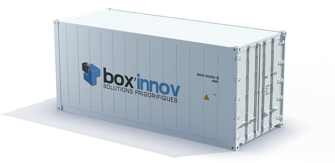 container 20 pieds isotherme